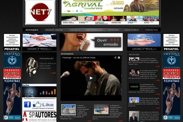 SiteRadioNet7_prtscreen1