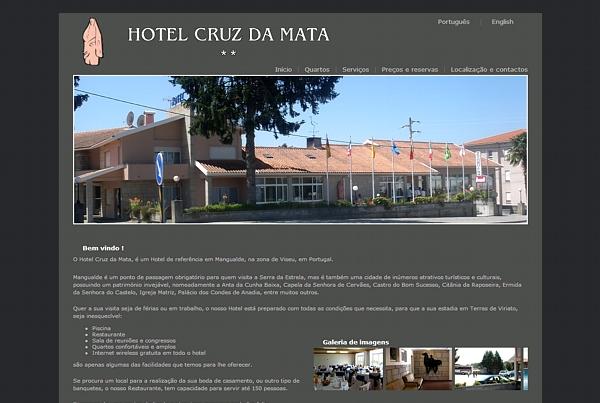 Hotel Cruz da Mata
