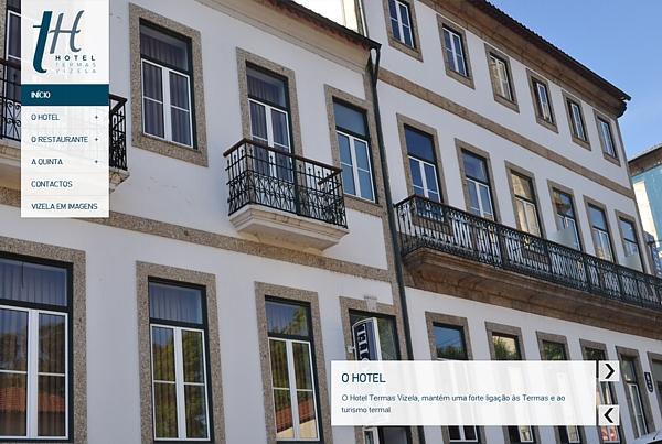 Hotel Termas Vizela, uma referência em Vizela, Guimarães