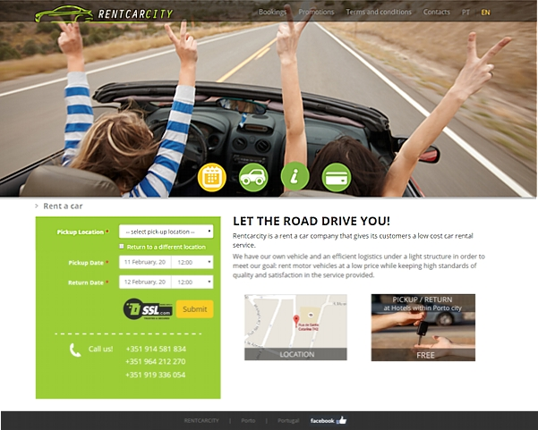 Rentcarcity – Low cost rent a car